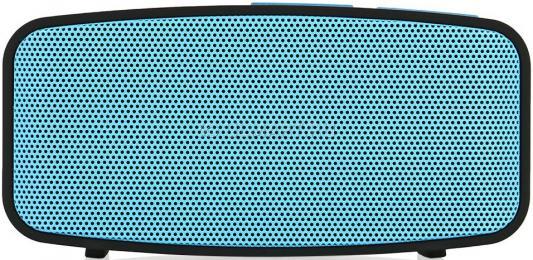 Портативная акустикаSupra BTS-530 черно-голубой беспроводная колонка supra bts 530