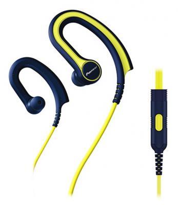 Наушники Pioneer SE-E711T-Y желтый/синий наушники pioneer se e711t w