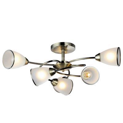Потолочная люстра Arte Lamp 3 A6059PL-6AB arte lamp люстра на штанге arte lamp a6059pl 6ab