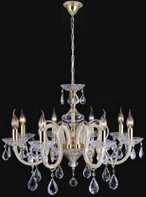 Подвесная люстра Crystal Lux Dalia SP8 люстра crystal lux fontain sp8