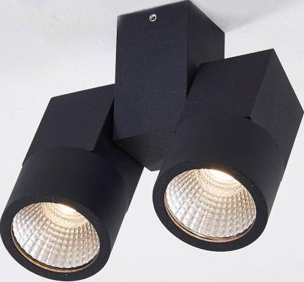 Потолочный светодиодный светильник Citilux Дубль CL556102 citilux потолочный светодиодный светильник citilux дубль cl556102