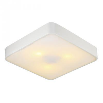 Потолочный светильник Arte Lamp Cosmopolitan A7210PL-3WH накладной светильник arte lamp cosmopolitan a7210pl 2cc