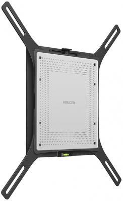 "Кронштейн Holder LCD-F4801 черный для ЖК ТВ 32-65"" настенный до 40 кг"