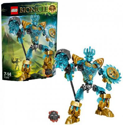 Конструктор Lego Bionicle - Экиму, Создатель Масок 94 элемента 71312