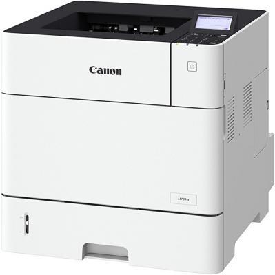 Фото - Принтер Canon i-Sensys LBP351x ч/б A4 55ppm 1200х1200dpii Ethernet USB 0562C003 принтер canon i sensys lbp6030b black монохромное лазерное a4 18 стр мин 150 листов usb
