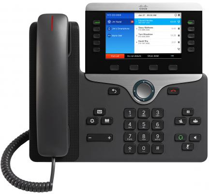 Телефон IP Cisco IP Phone 8851 CP-8851-R-K9=