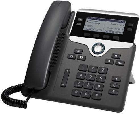 Телефон IP Cisco UC Phone 7841 CP-7841-K9=