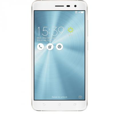 Смартфон ASUS Zenfone 3 ZE552KL белый 5.5 64 Гб LTE Wi-Fi GPS 3G 90AZ0122-M01150 смартфон asus zenfone live zb501kl розовый 5 32 гб wi fi gps lte 3g 90ак0073 м00150
