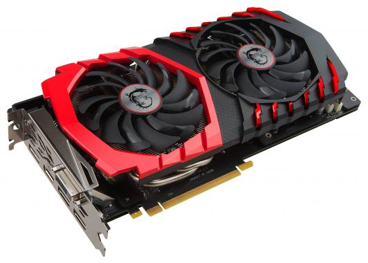 Видеокарта MSI GeForce GTX 1060 GeForce GTX 1060 GAMING 3G PCI-E 3072Mb 192 Bit Retail (GeForce GTX 1060 GAMING 3G)