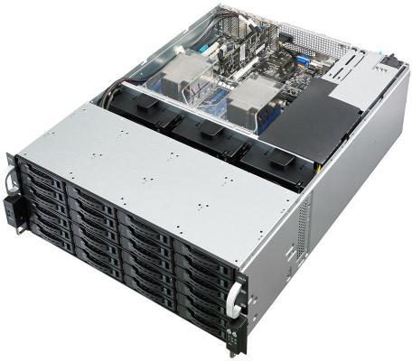 Серверная платформа Asus RS540-E8-RS36-ECP серверная платформа asus ts300 e8 ps4 ts300 e8 ps4