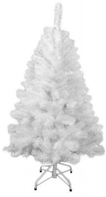 Ель Новогодняя сказка Жемчужная белый 120 см 52276