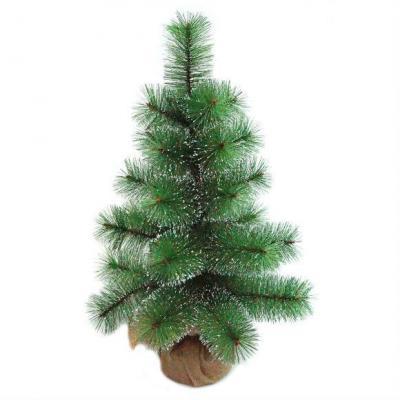 Ель Новогодняя сказка 6901029727586 заснеженная зеленый 60 см 52205