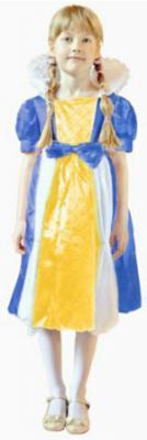 Карнавальный костюм Новогодняя сказка Королева 104-110 см до 5 лет CH1738