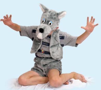 Карнавальный костюм Костюмы Волк