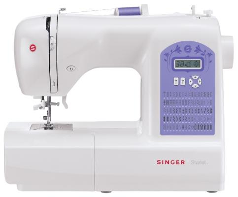 Швейная машина Singer Starlet 6680 белый швейная машина singer starlet 6680