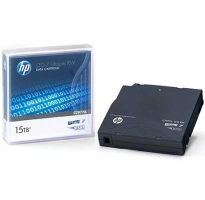Ленточный картридж HP LTO-7 Ultrium Non Custom Lbl 20Pk C7977AN цена в Москве и Питере