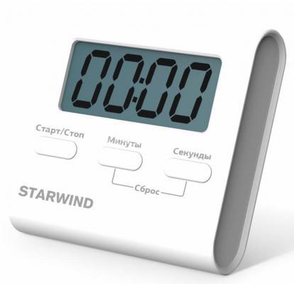 Таймер Starwind SST1151 пластик белый
