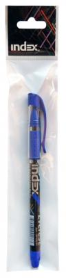 Шариковая ручка Index Everest синий 0.5 мм IBP328/BU