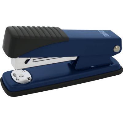 Степлер, скоба №24/6, на 15 листов, металлический корпус, синий IMS300/BU степлер index ips610 bu 20 листов