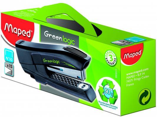 Степлер Maped Greenlogicgic 15 листов 353211 цена