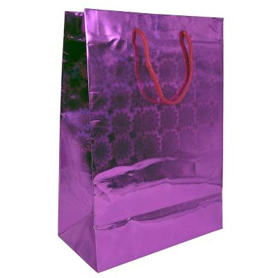 Пакет подарочный бумажный ламинированный голография. Размер: 210*300*110 мм.,6 видов, 1шт. BG6682/W пакет подарочный голография tz9495 32 45 11 6 цветов в ассортименте