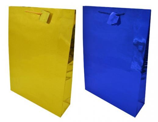 Пакет подарочный бумажный ламинированный голография. Размер: 330*457*102 мм.,6 видов, 1шт. пакет подарочный голография tz9495 32 45 11 6 цветов в ассортименте