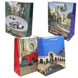 Сумка Golden Gift BG1365/A 26х32,4х12,7 см В ассортименте kazi education toys building blocks toys for children robot car blocks sets model diy bricks classic boys birthday gifts toys