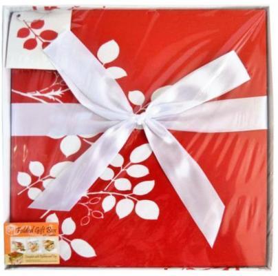 Коробка подарочная Golden Gift ЦВЕТОЧНЫЙ УЗОР 30x30x29 см PW1054/305