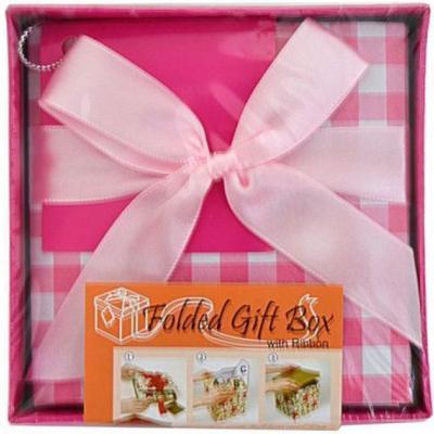 Коробка подарочная Golden Gift КЛЕТКА 10х10х9 см PW1055/103