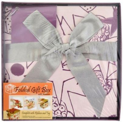 Коробка подарочная Golden Gift PW1057/154 15х15х15 см коробка подарочная golden gift pw1057 154 15х15х15 см