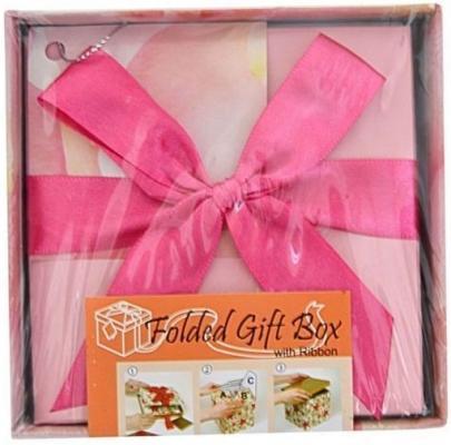 Коробка подарочная Golden Gift ЦВЕТЫ 10х10х9 см PW1058/103