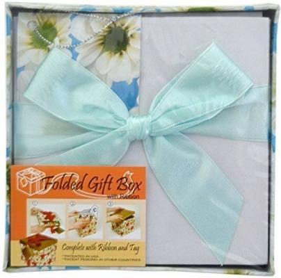Коробка подарочная Golden Gift ЦВЕТЫ 12х12х12 см PW1058/128