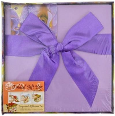 Коробка подарочная Golden Gift ЦВЕТЫ 17x17x17 см PW1058/175