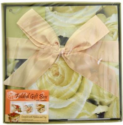 Коробка подарочная Golden Gift БУКЕТ 17x17x17 см PW1059/175