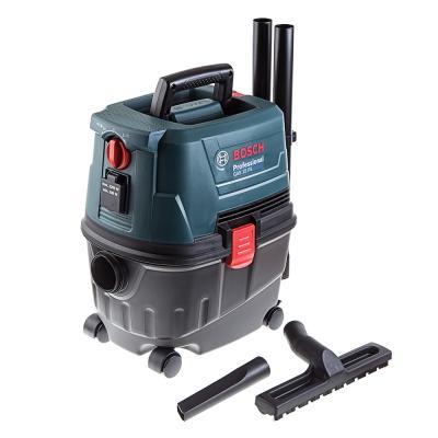Промышленный пылесос Bosch GAS 15 PS сухая уборка синий цены