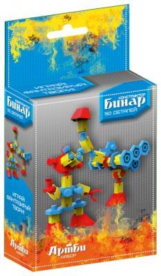 Фото - Конструктор Биплант Бинар Артби 50 элементов головоломка биплант конструктор бинар ягумо 150 деталей