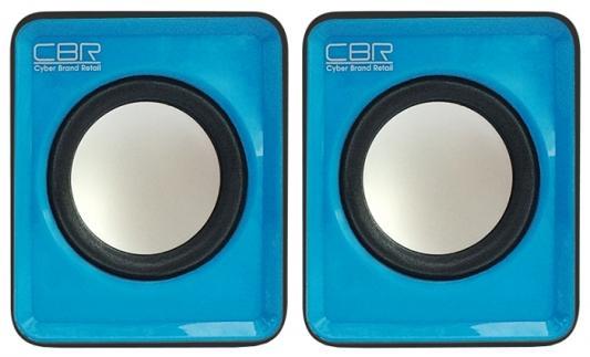 Портативная акустика CBR CMS 90 синий