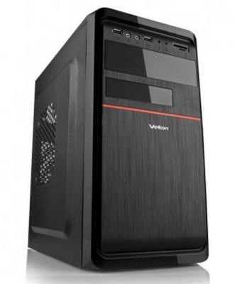 Корпус microATX Velton Velton 7808A 400 Вт чёрный