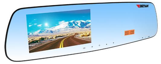 Видеорегистратор Artway MD-161 4.3 1920x1080 140° microSD microSDHC датчик движения