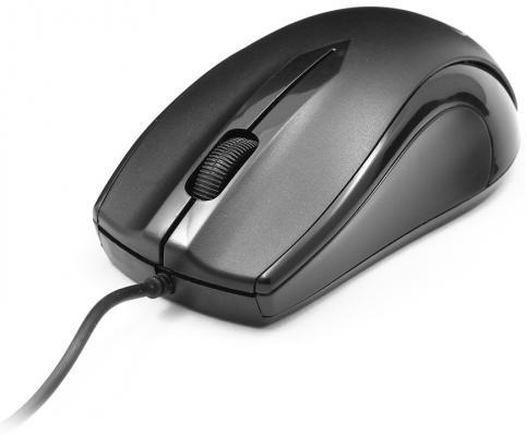 Мышь проводная Gembird MUSOPTI9-905U чёрный USB жакет w