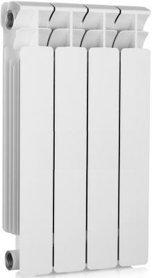 Биметаллический радиатор RIFAR (Рифар) B-500 4 сек. (Кол-во секций: 4; Мощность, Вт: 816) биметаллический радиатор rifar рифар alp 500 6 сек кол во секций 6 мощность вт 1146