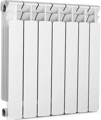 Биметаллический радиатор RIFAR (Рифар) B-500 7 сек. (Кол-во секций: 7; Мощность, Вт: 1428)