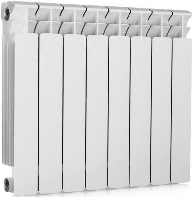 Биметаллический радиатор RIFAR (Рифар) B-500 8 сек. (Кол-во секций: 8; Мощность, Вт: 1632)