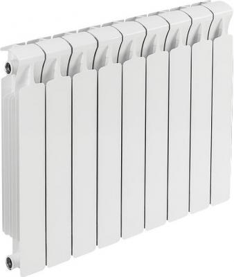 Биметаллический радиатор RIFAR (Рифар) Monolit 500 9 сек. (Мощность, Вт: 1764; Кол-во секций: 9) биметаллический радиатор rifar rifar monolit 500 12 секц
