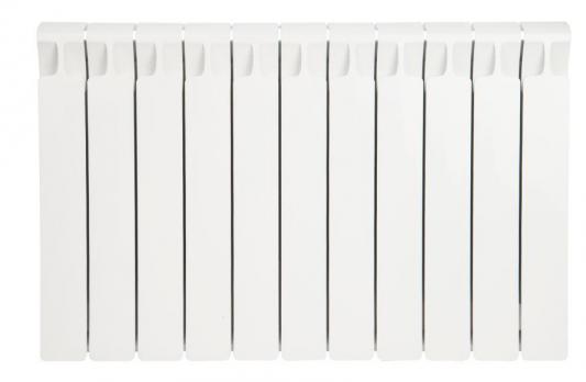 Биметаллический радиатор RIFAR (Рифар) Monolit 500 11 сек. (Мощность, Вт: 2156; Кол-во секций: 11) биметаллический радиатор rifar rifar monolit 500 12 секц