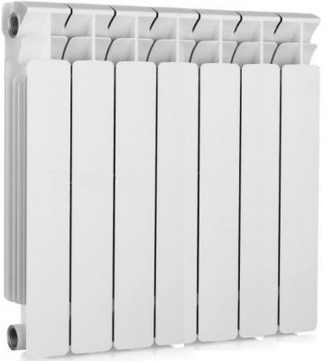 Биметаллический радиатор RIFAR (Рифар) B 500 НП 7 сек. прав. (Кол-во секций: 7; Мощность, Вт: 1428; Подключение: правое) биметаллический радиатор rifar рифар b 500 нп 8 сек лев кол во секций 8 мощность вт 1632 подключение левое