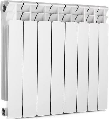 Биметаллический радиатор RIFAR (Рифар) B 500 НП 8 сек. лев. (Кол-во секций: 8; Мощность, Вт: 1632; Подключение: левое) биметаллический радиатор rifar рифар b 500 нп 11 сек прав кол во секций 11 мощность вт 2244 подключение правое