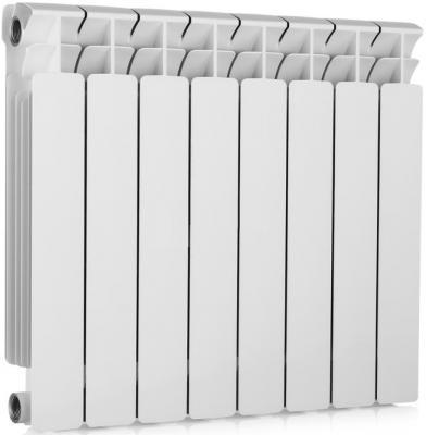 Биметаллический радиатор RIFAR (Рифар) B 500 НП 8 сек. прав. (Кол-во секций: 8; Мощность, Вт: 1632; Подключение: правое) биметаллический радиатор rifar рифар b 500 нп 11 сек прав кол во секций 11 мощность вт 2244 подключение правое