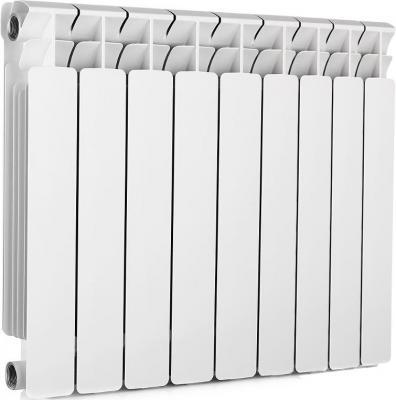 Биметаллический радиатор RIFAR (Рифар) B 500 НП 9 сек. лев. (Кол-во секций: 9; Мощность, Вт: 1836; Подключение: левое)