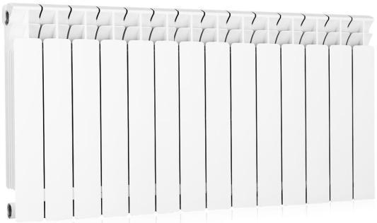 Биметаллический радиатор RIFAR (Рифар) B 500 НП 14 сек. лев. (Кол-во секций: 14; Мощность, Вт: 2856; Подключение: левое)